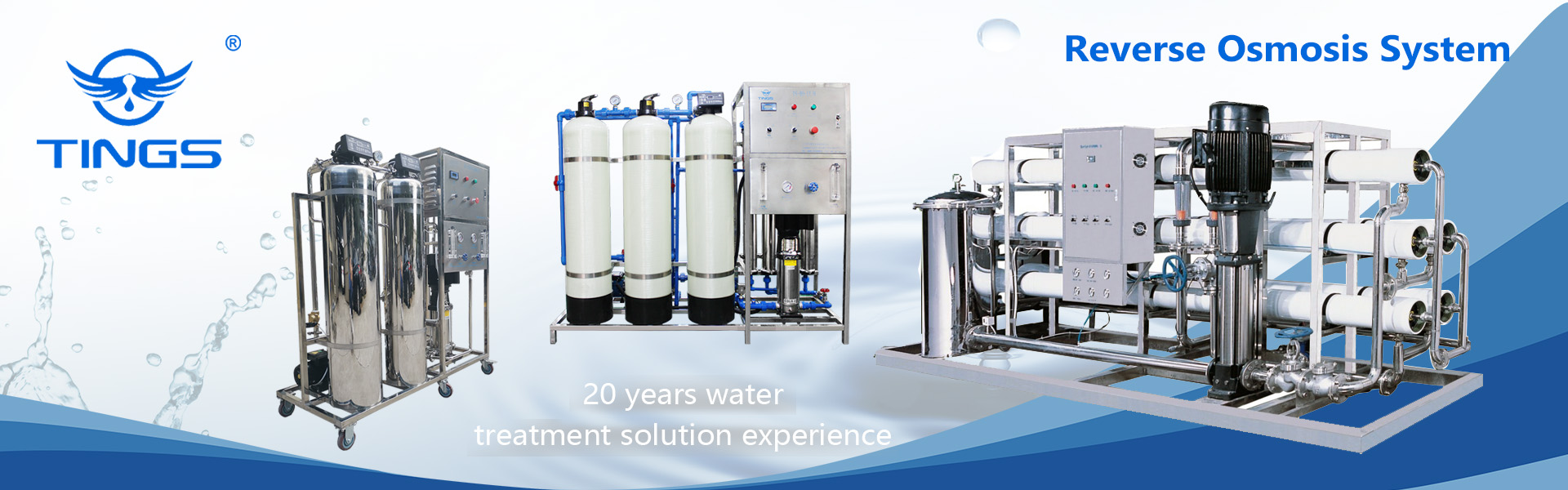 02 20 Years Water Treatment Soluton Experience