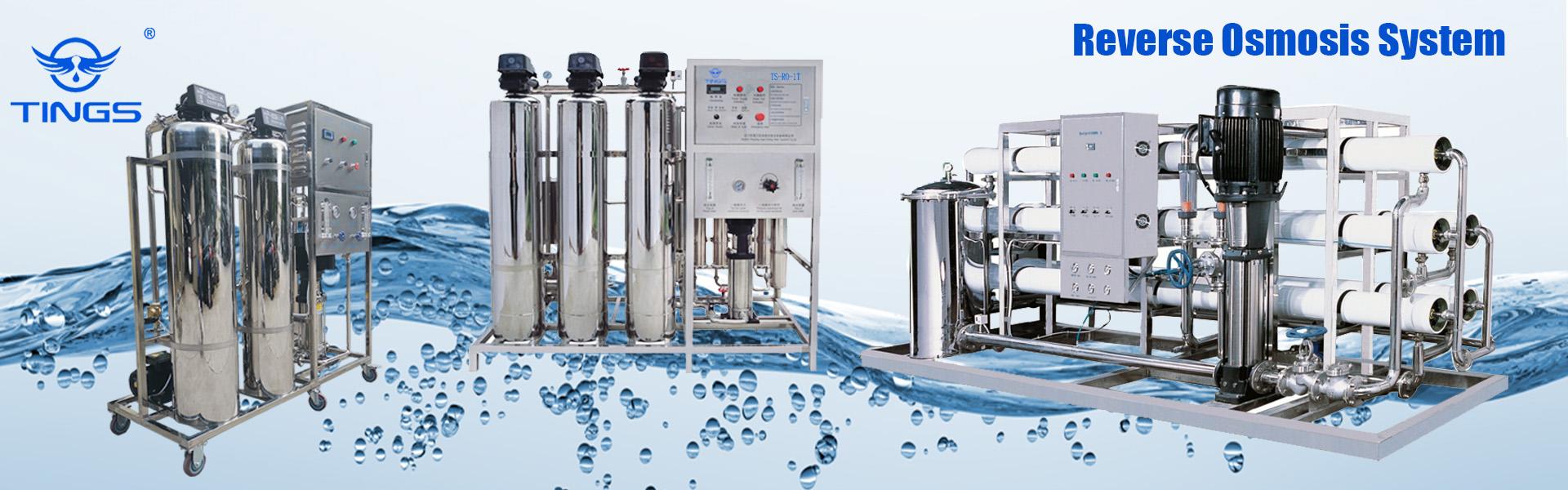 03 Reverse Osmosis System