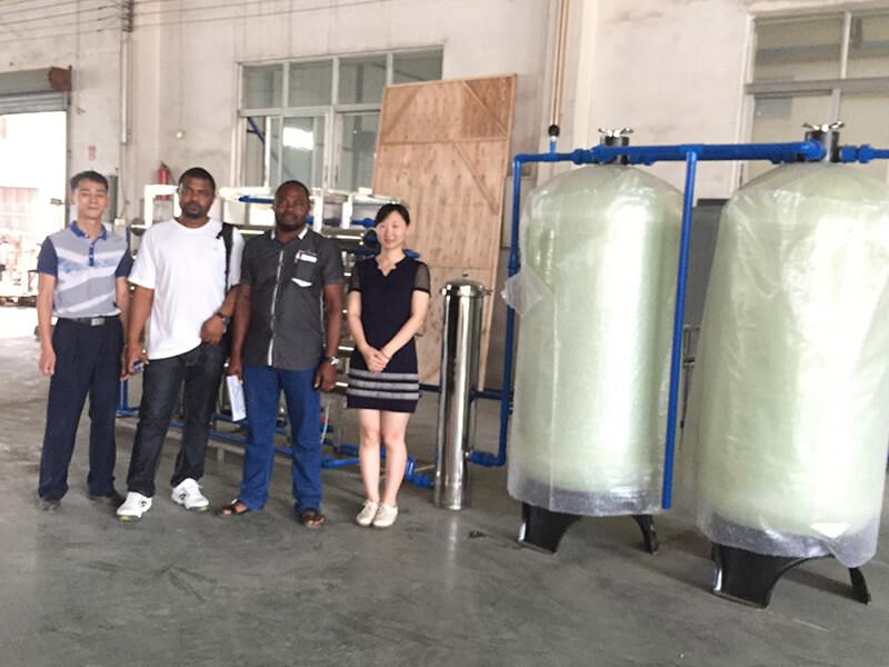 TINGS Drinking Water Equipment Customers 04